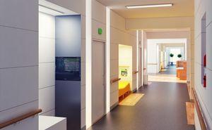 Krankenhausinfrastruktur