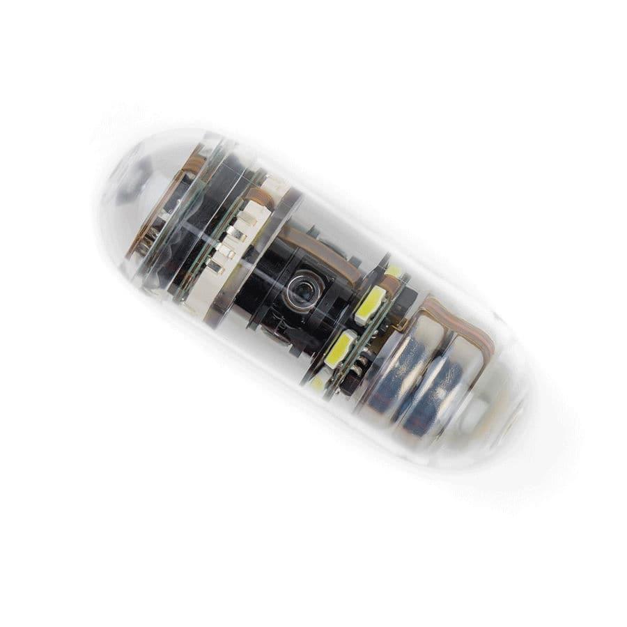 Endoskopie Kapsel / für endoskopische Untersuchung des ...