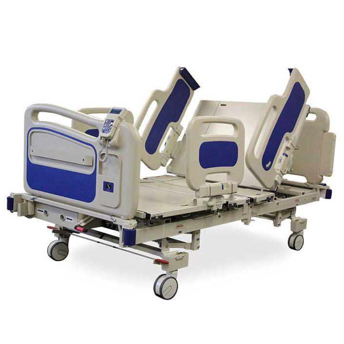 Krankenhausbett / elektrisch / höhenverstellbar / mit ...