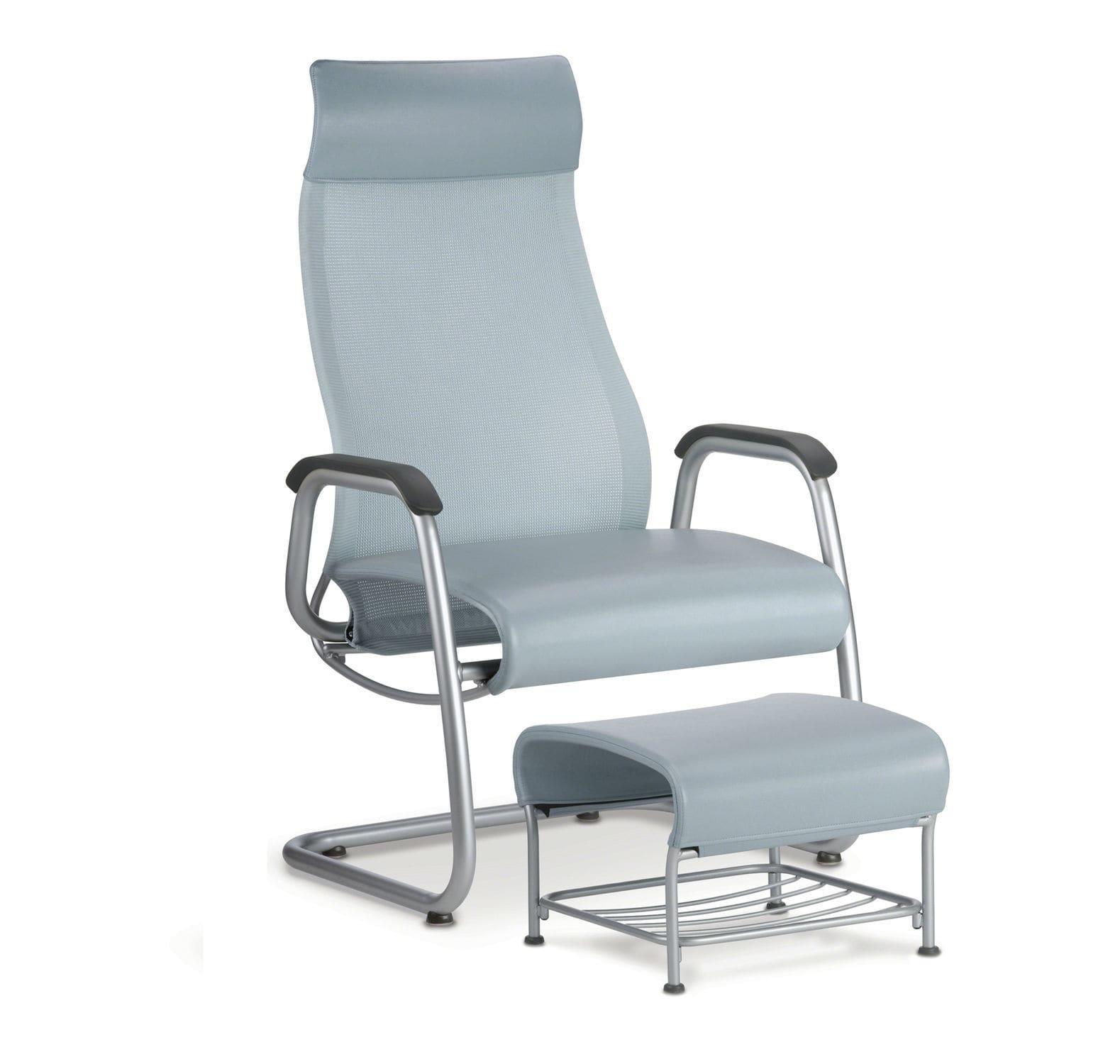 Sessel für Wartezimmer - Cura - Nurture - Steelcase