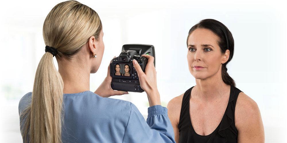 Hautanalyse System / Melanin / Hautelastizität / Pigmentierungs der ...