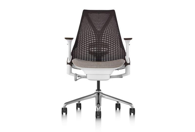 ... Stuhl Für Büro / Mit Armlehnen / Auf Rollen / Höhenverstellbar ...