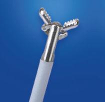 Bronchoskopie-Zange / Biopsie / gezahnt