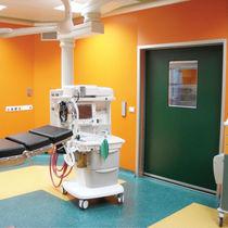 Krankenhaustür / für die Intensivpflege / für OP-Säle / für OP-Bereich