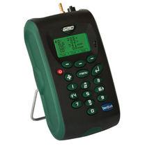 Test-Monitor / für Gasqualität / medizinisch / tragbar