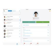 IOS -Anwendung / für Kommunikation / für Telekooperation