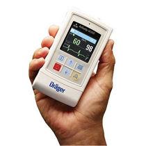 Multiparameter-Monitor / ambulant / SpO2 / EKG / mobil