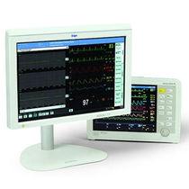 Multiparameter-Monitor / Transport / modular / mit Touchscreen / Patientendatenmanagementsystem