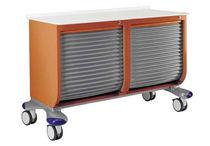 Vielzweckwagen / für Wäsche / Rolladen / mit Doppelmodul