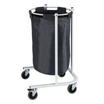 Wagen für Reinigungsmaterial / für Schmutzwäsche / 1 Sack