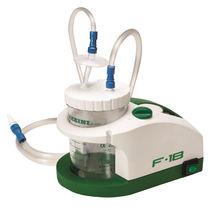 Pneumatische Chirurgische Absaugpumpe / für Kleinchirurgie / tragbar
