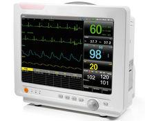 Multiparameter-Monitor / für die Intensivpflege / EKG / TEMP / etCO2