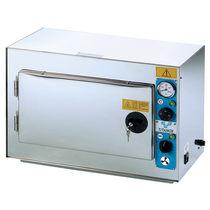 Sterilisator für medizinische Anwendungen / Trocken / für Labortisch / Edelstahl