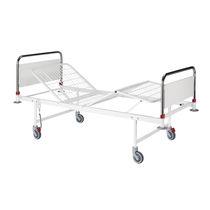 Krankenhausbett / elektrisch / feste Höhe / mit Räderblockiersystem