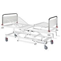 Krankenhausbett / hydraulisch / höhenverstellbar / mit Trendelenburg-Lagerung