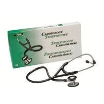 Doppelkopf-Stethoskop / Kardiologie / Edelstahl