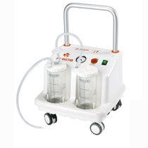 Elektrische Chirurgische Absaugpumpe / für Kleinchirurgie / auf Rollen