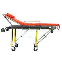Transport-Fahrtrage / Notfall / manuell / verstellbare Rückenlehne