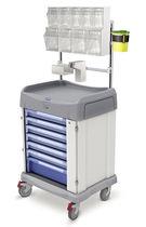 Anästhesiewagen / für Wäsche / mit Rahmen