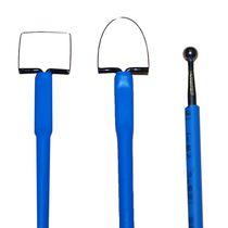 Elektrochirurgische Elektrode / mit Haken / Pad / zum Einmalgebrauch
