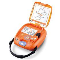 Halbautomatischer externer Defibrillator / automatisiert / Funknetzwerk-Technologie