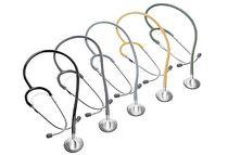 Einzelkopf-Stethoskop / aus Aluminium