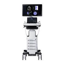 Ultraschallgerät auf Plattform / für Multifunktions-Ultraschall / Schwarz-Weiss / Elastographie
