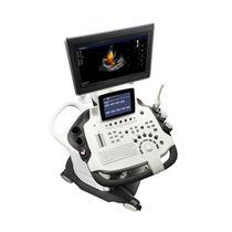Ultraschallgerät auf Plattform / für Kardiologie / Farbdoppler / Touchscreen