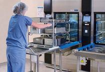 Rollenfördersystem / für körbe / Sterilisation