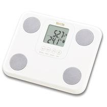 Körper-Analysewaagen / Bioimpedanzmessung / zur Fettmessung / mit LCD-Display / kompakt
