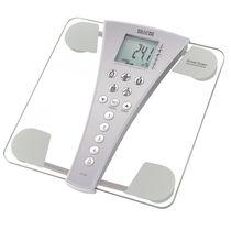 Körper-Analysewaagen / zur Fettmessung / mit LCD-Display