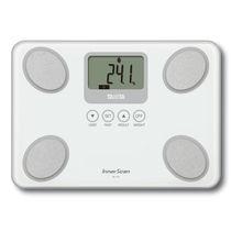 Körper-Analysewaagen / zur Fettmessung / mit LCD-Display / kompakt