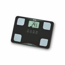 Körper-Analysewaagen / Bioimpedanzmessung / mit LCD-Display / kompakt / mit BMI-Berechnung