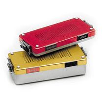 Sterilisationscontainer für neurochirurgische Instrumente / für HNO-Instrumente / für zahnärztliche Instrumente / perforiert