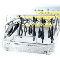Sterilisationskorb für Endoskop / für Instrumente / perforiert