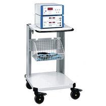 Transportwagen / für Elektrochirurgiegeräte / mit Korb