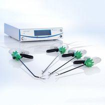 Endoskopische Zange / für elektrochirurgischen Schnitt / für Gefäßversiegelung / bipolar