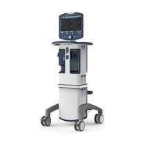 Elektronisches Beatmungsgerät / für die Intensivpflege / Therapiegerät für Schlafapnoe / CPAP