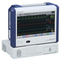 Patientenmonitor für die Intensivpflege / Klinik / Transport / EKG