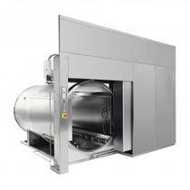Sterilisator für medizinische Anwendungen / für die Pharmaindustrie / für Hochdruck-Heißwasser / mit Fußgestell
