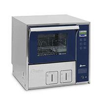 Reinigungs- und Desinfektionsgerät / für zahnärztliche Instrumente / kompakt / Frontlader / Heißlufttrockner