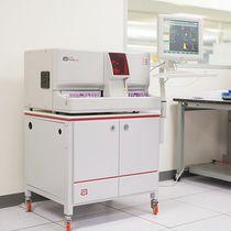 Hämatologie-Analysator / in 5 Populationen / automatisch / für Labortisch / mit Touchscreen