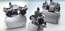 Kompressor für Zahnarztpraxen / für Dentallabor