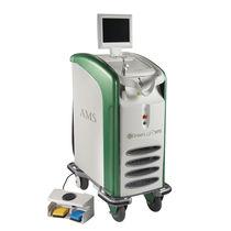 Laser für Enukleation der Prostata / Festkörper / auf Wagen