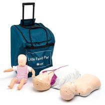 Trainingspuppe für CPR / gedreht / Puppenset