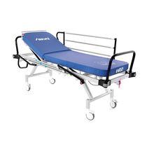 Transport-Fahrtrage / pneumatisch / mit Trendelenburg-Lagerung / verstellbare Rückenlehne