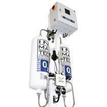 Feststehender Sauerstoffgenerator / modulierbar / Plug-and-Play / 2 Behälter