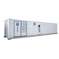 Feststehender Sauerstoffgenerator / Container / modulierbar / Plug-and-Play