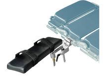 Armstütze / für OP-Tisch / höhenverstellbar / mit Riemen