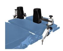 Schulterstütze / für OP-Tisch / höhenverstellbar / einstellbar